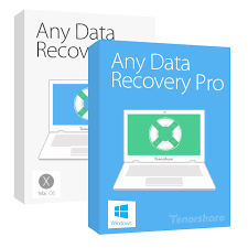 Tenoshare photo recovery software